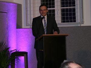 Festansprache von Bürgermeister Tilo Lorenz